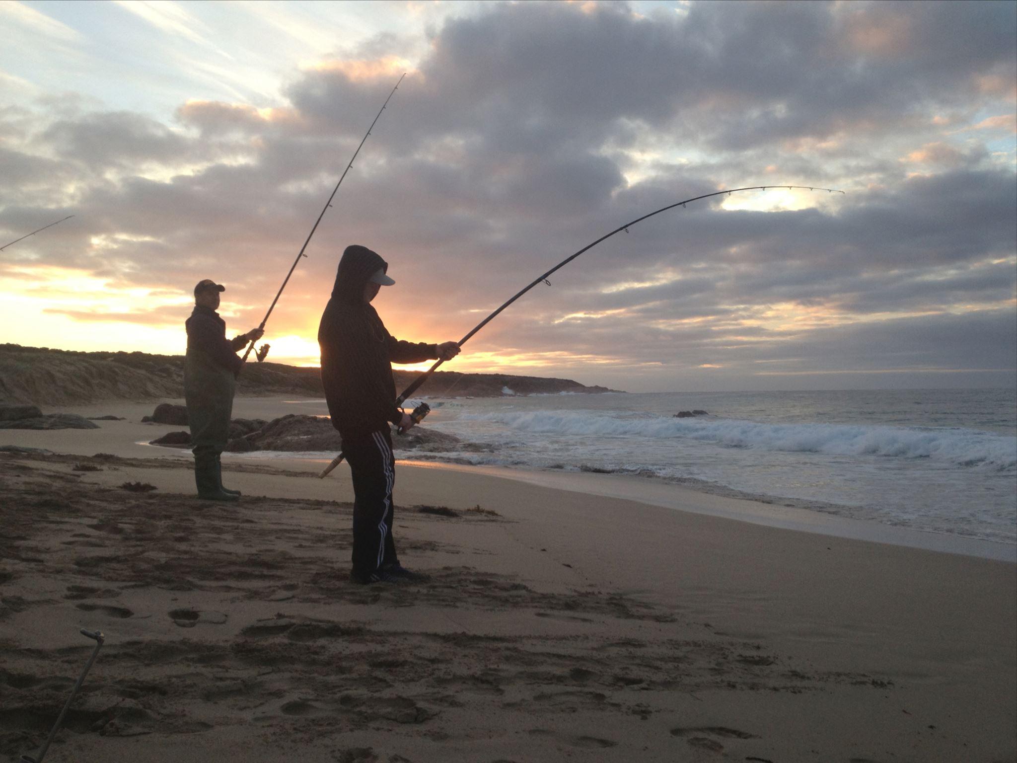 Hillocks fishing