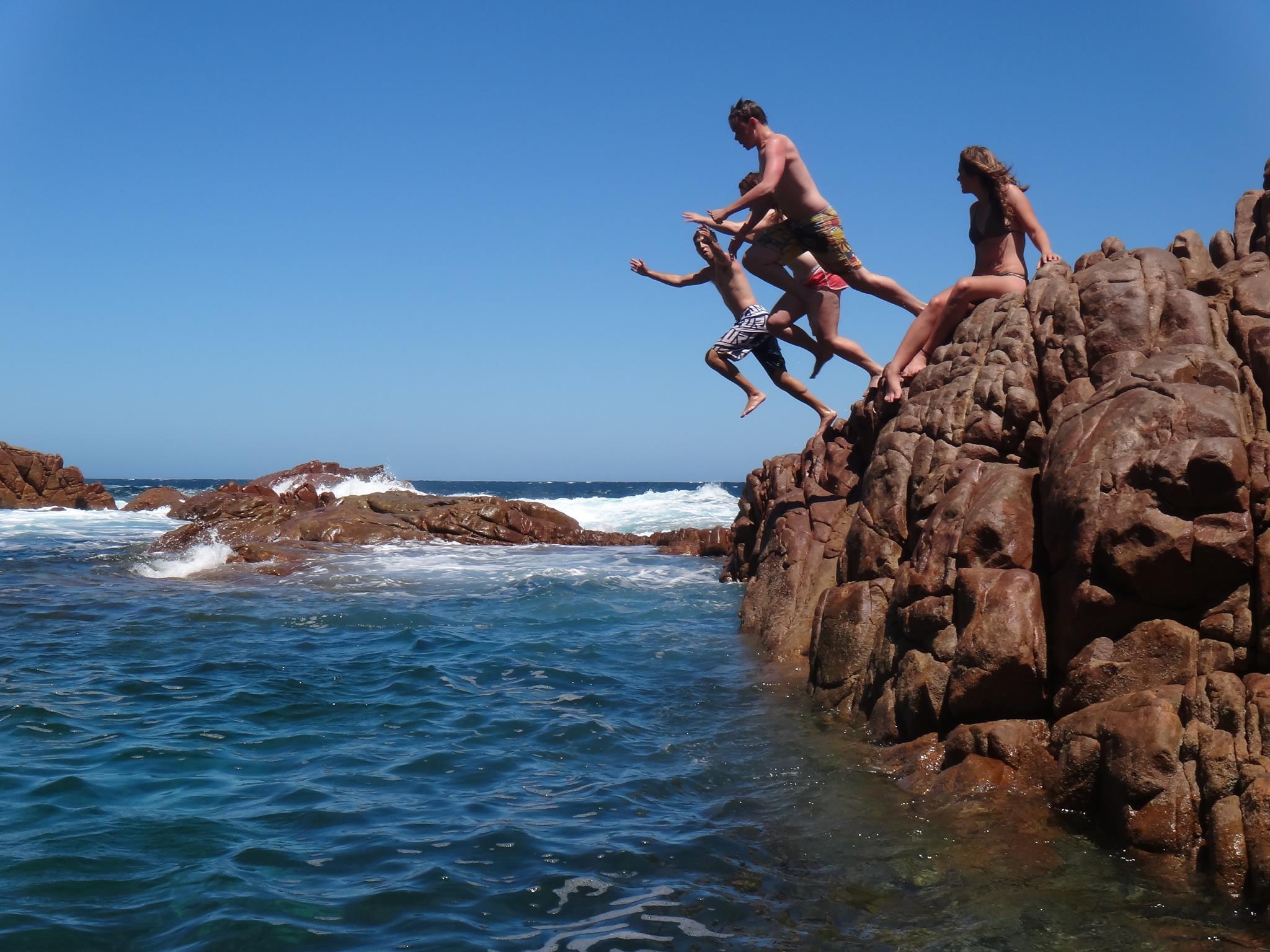 Hilocks rock pools